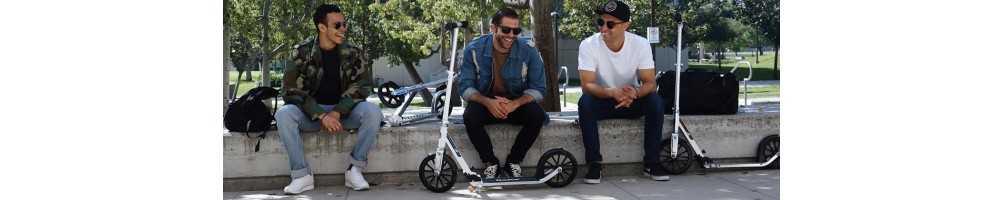 Patinetes y patinete eléctricos   Motorcycle-Soul