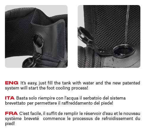 COOLING BOOT SYSTEM FORMA