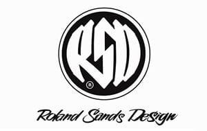 Roland Sand Design for Barstow by 100% Goggles