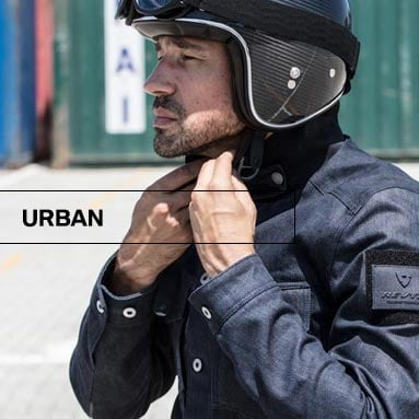 Motorcycle Soul - Outfit Urban