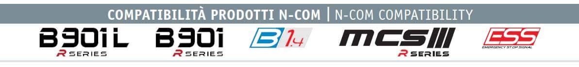 Nolan N87 compatibility NCOM