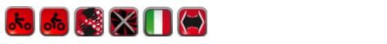 Zandona COMFORT BELT PRO simbol