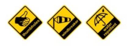 Roer Moto Co Simbol
