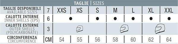 Size X-Lite X-803 Ultra Carbon
