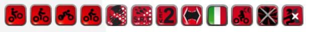 Zandona Spine EVC Simbol