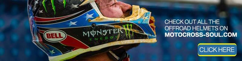 Motocross Soul Helmets Off Road