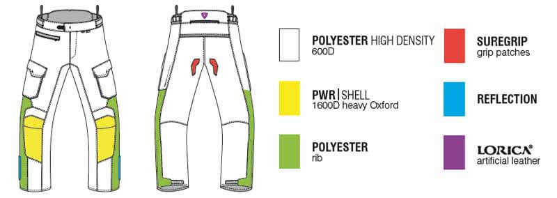 REVIT OUTBACK PANTS