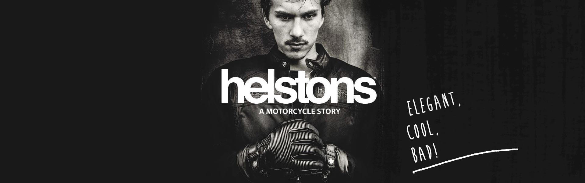 Helstons Motorcycle Jackets
