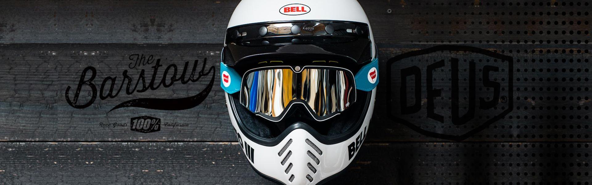 Occhiali Moto Barstow 100%