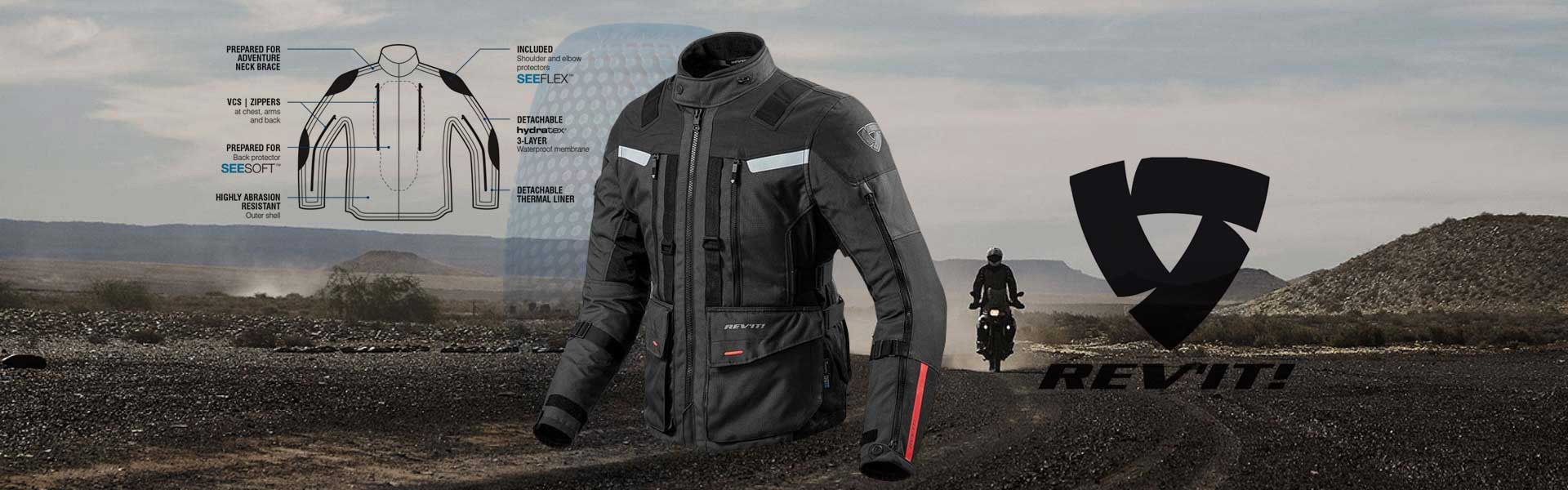 Rev'it Abbigliamento Moto